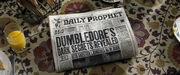 Daily Prophet reports Rita Skeeter's new book
