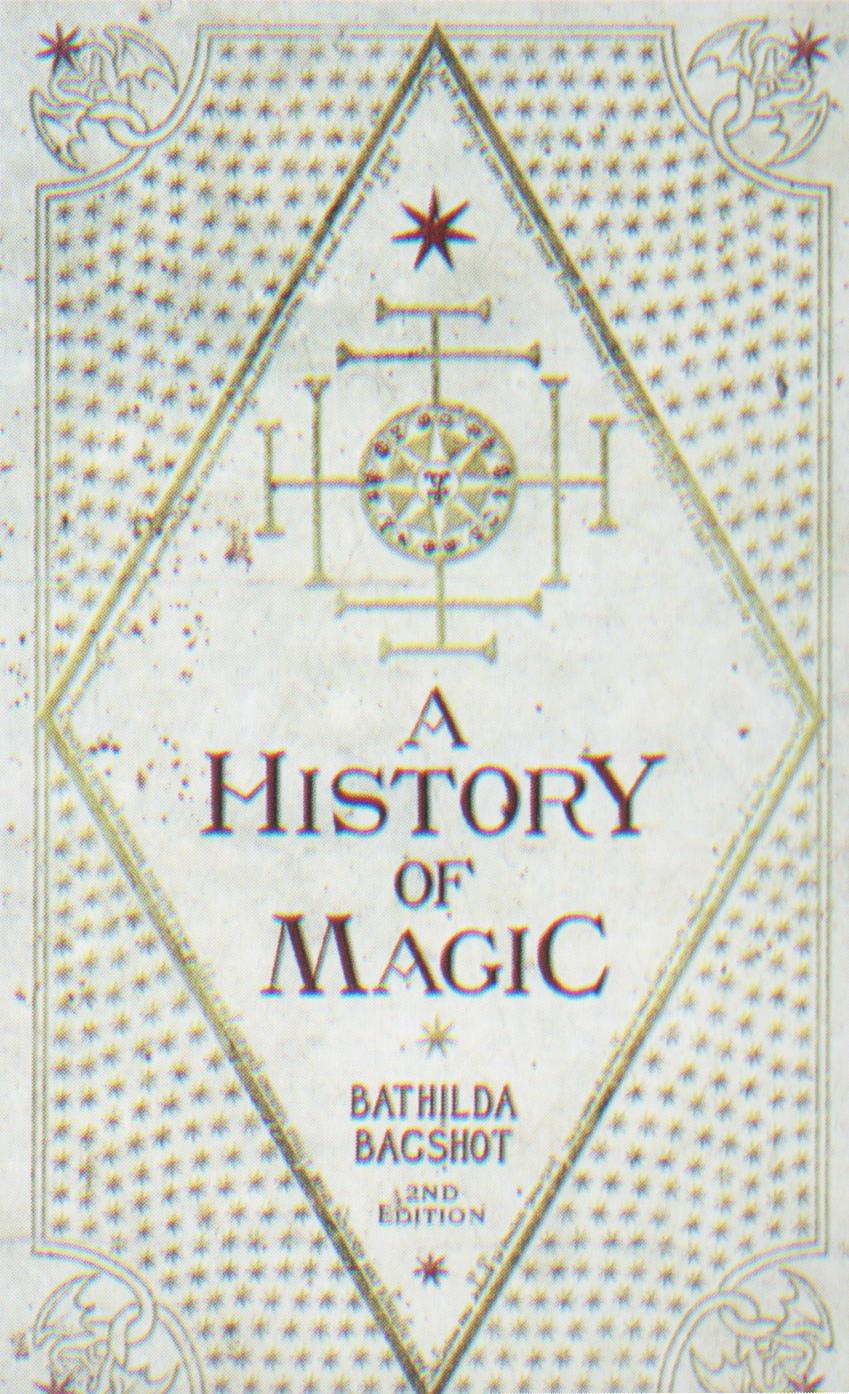 Histoire de la magie (livre) | Wiki Harry Potter | FANDOM
