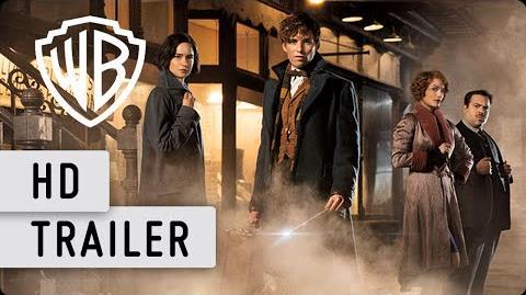 PHANTASTISCHE TIERWESEN UND WO SIE ZU FINDEN SIND - Trailer 2 Deutsch HD German (2016)