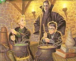 Potions exam