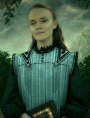 Ariana Dumbledore Hogs Head