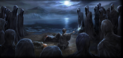 Black Lake Pottermore-dissennatori-lago-hp3