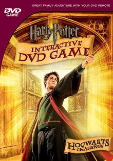 Harry Potter Interaktiivinen DVD peli Tylypahka haaste