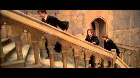 Harry Potter and the Order of the Phoenix - Voldemort tortures Sirius (Harry's vision, HD)