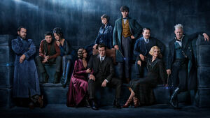 Crimes of Grindelwald characters