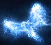 Dumbledores phoenix patronus