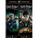 Harry Potter Double Feature Year 7 Parts 1 & 2