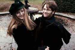 James et Lily Potter