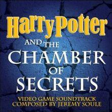 Harry Potter ja salaisuuksien kammio (videopeli ääniraita)