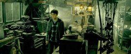 Harry kolekcja mugolskich przedmiotów Artura
