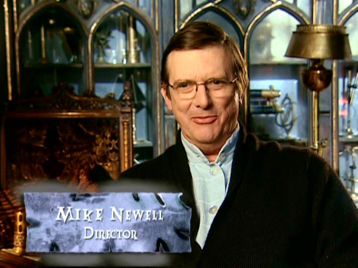 Mike Newell | Harry Potter Wiki | FANDOM powered by Wikia