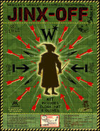 MinaLima Store - Jinx-off Advertisement From Weasleys'