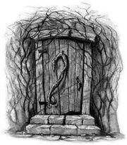 Drzwi gauntów