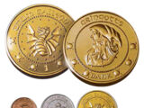 Wizarding currency