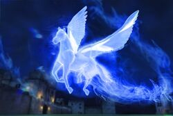 Winged Horse Patronus