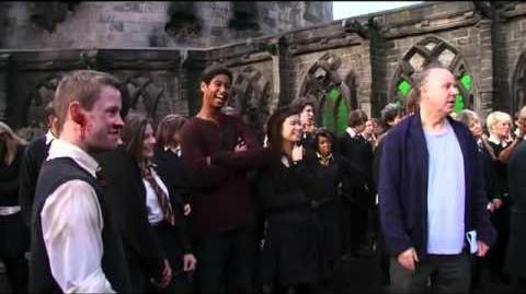 Прощание актеров с Гарри Поттером