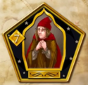 Dorcas Wellbeloved - card POAG