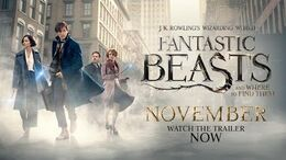 Fantastic Beasts and Where to Find Them - Final Trailer - Official Warner Bros
