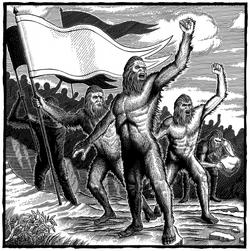 Great Sasquatch Rebellion