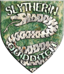 Slytherin™ Quidditch™ Badge