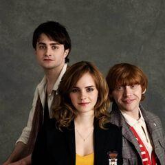 Руперт, Эмма и Дэниэл