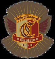 Emblema do Capitão de Grifnória