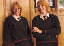 Fred i George Weasley'owie