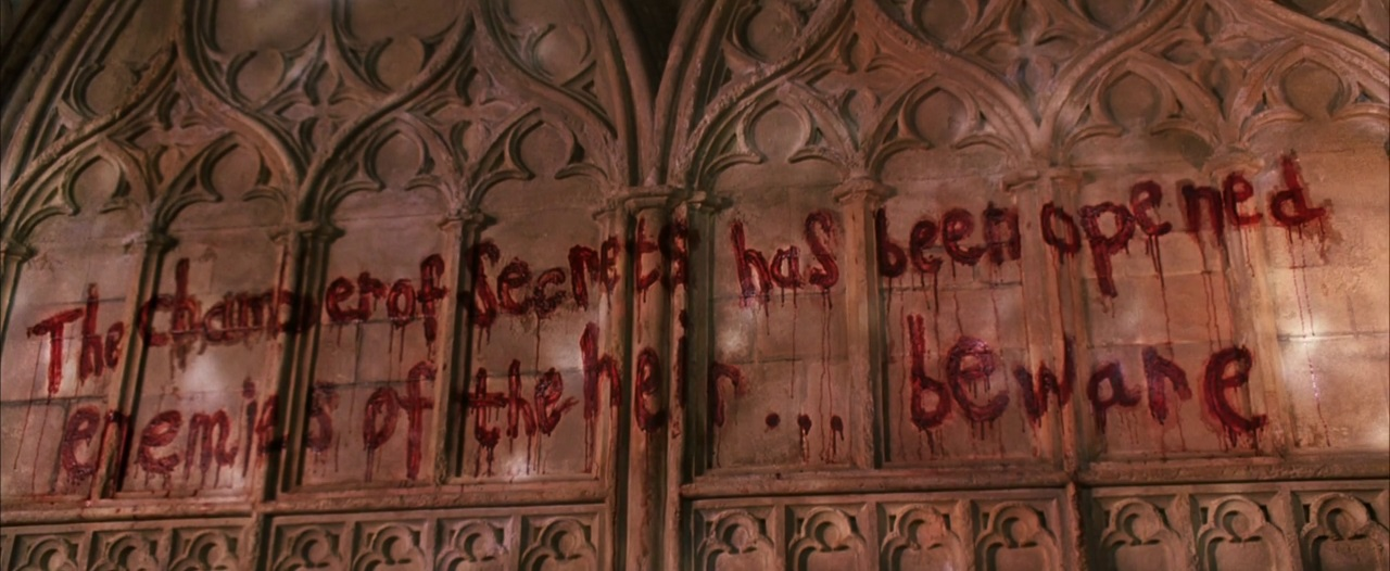 Writing on the Wall | Harry Potter Wiki | Fandom