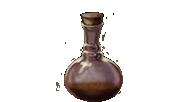Buteleczka ze sproszkowanym korzeniem Asfodelus (Pottermore)