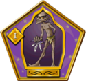 Chocolate Frog Card – Imp