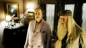 Dumbledore i Horace