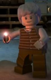 Garrick Ollivander – Lego Potter