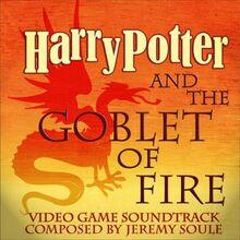 Harry Potter ja liekehtivä pikari (videopeli ääniraita)
