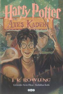 Harry Potter ve Ateş Kadehi (kitap)