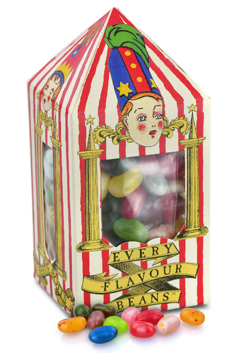 Image result for bertie botts every flavor beans