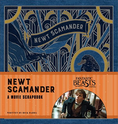 Newt Scamander A Movie Scrapbook USA