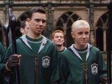 Équipe de Quidditch de Serpentard