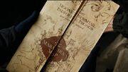 Harry riceve la Mappa del Malandrino-1-