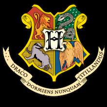 Hogwarts-Wappen 2