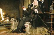 Lucius Malfoy Malfoy Mansion 1