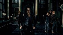 Skirmish at Malfoy Manor