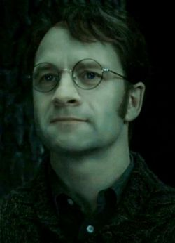 ハリーの父 ジェームズ・ポッター
