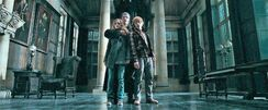 Greyback Hermione and Ron