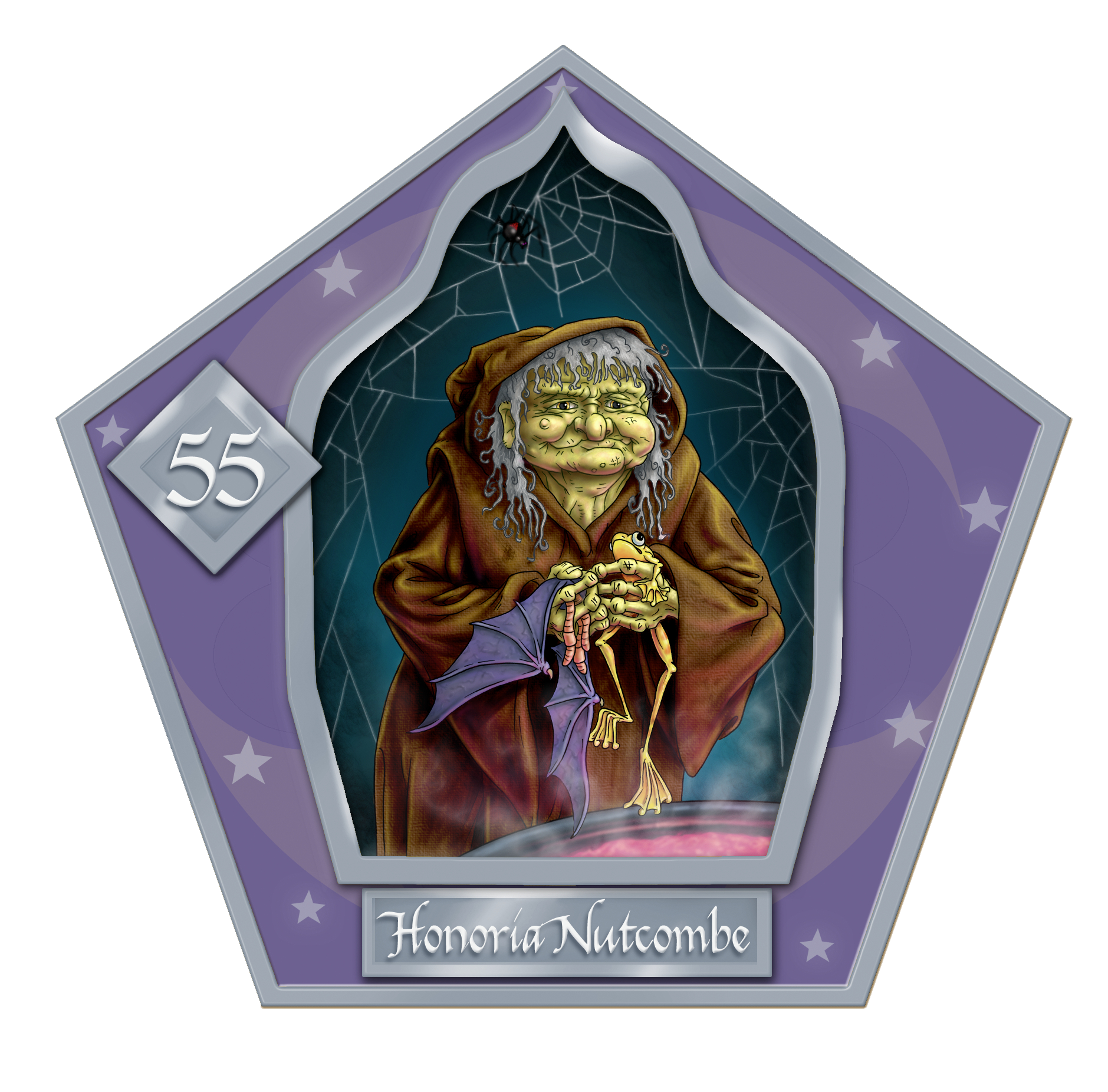 Honoria Nutcombe-55-chocFrogCard