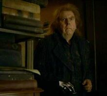 Peter Pettigrew at Spinner's End 03