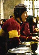 Ron divisa di Quidditch
