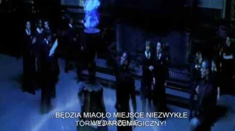 Harry Potter i Czara Ognia- zwiastun -Napisy PL-