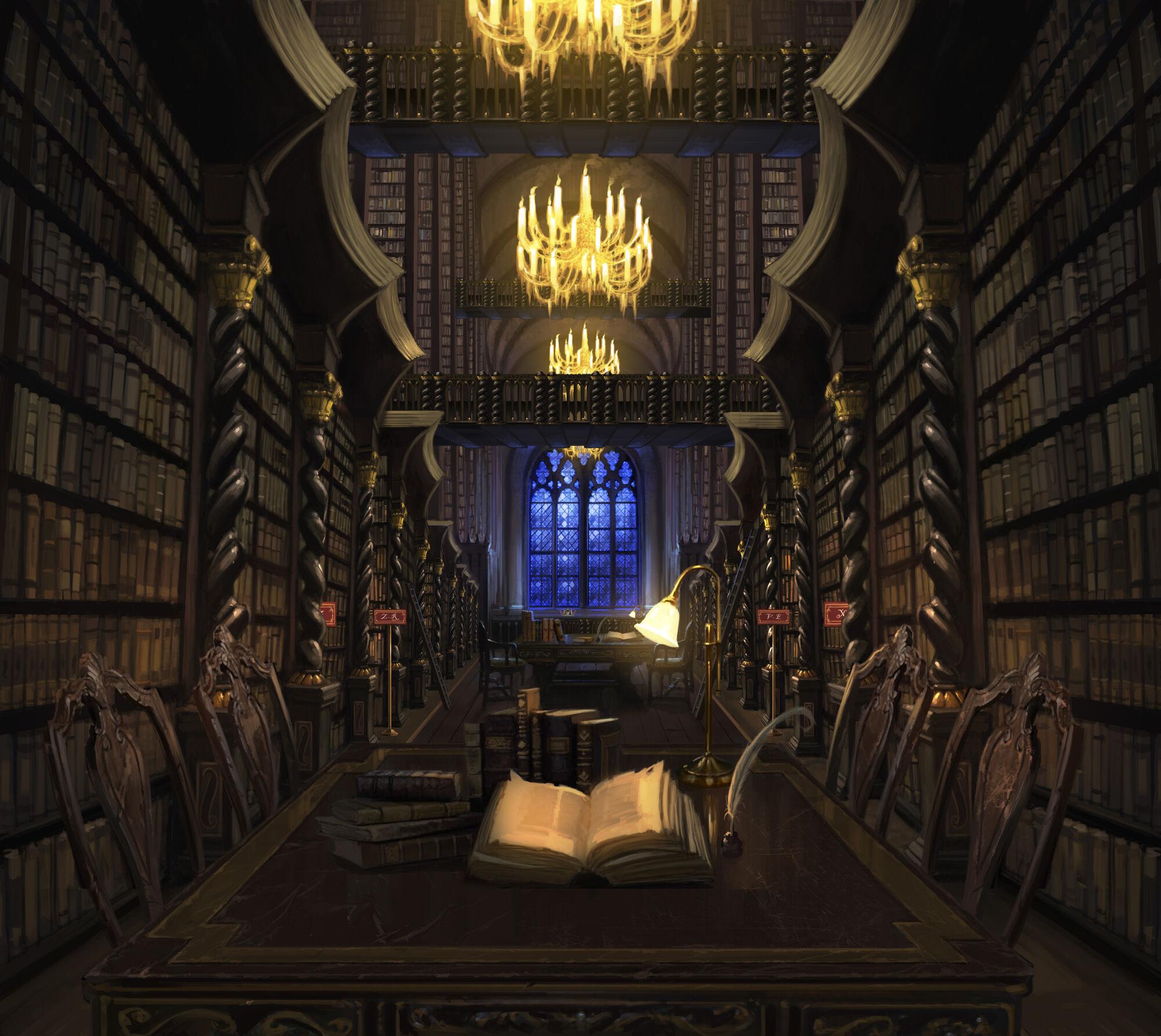 哈利波特与混血王子_霍格沃茨图书馆 | 哈利·波特维基 | FANDOM powered by Wikia