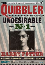 image about Printable Quibbler referred to as The Quibbler Harry Potter Wiki FANDOM run by way of Wikia