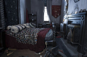 Sypialnia Syriusza